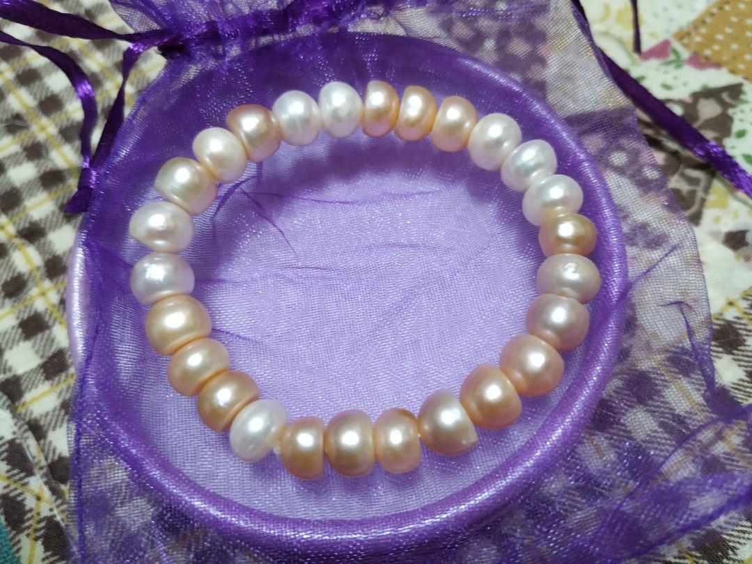 淡水珍珠手鏈