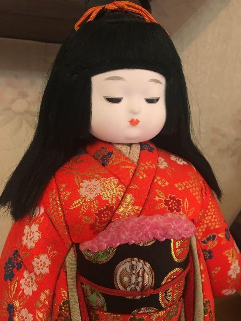 大減價!全人手造 日本人形公仔