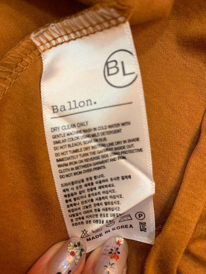 韓國品牌 休閒上衣