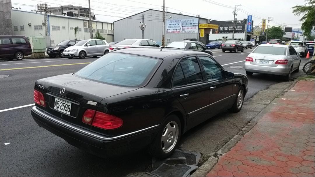 《客人寄賣 老車魂》 99/98年 賓士總代理 E320 頂配 一手車
