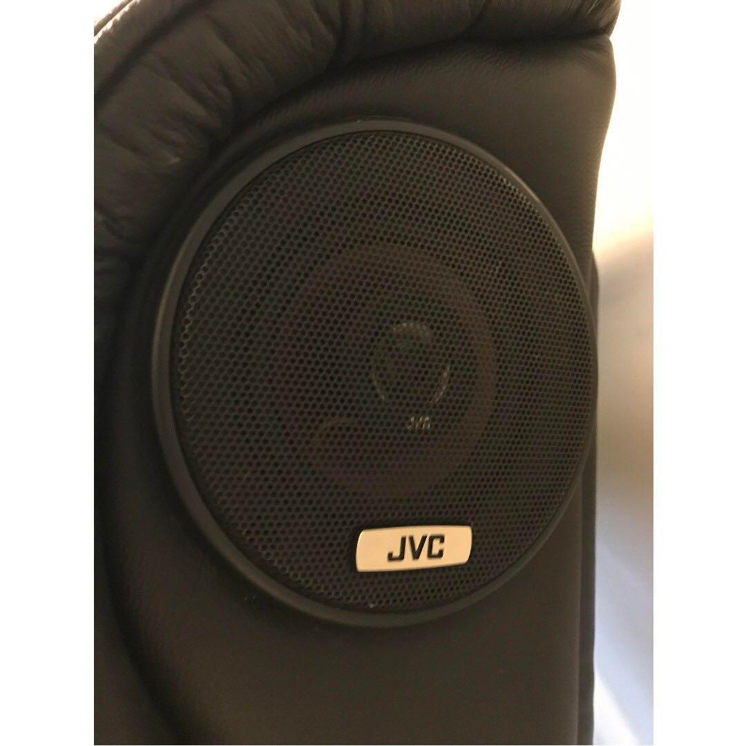 [二手] TAKASIMA 高島按摩椅 真皮 高端 JVC播放🔥
