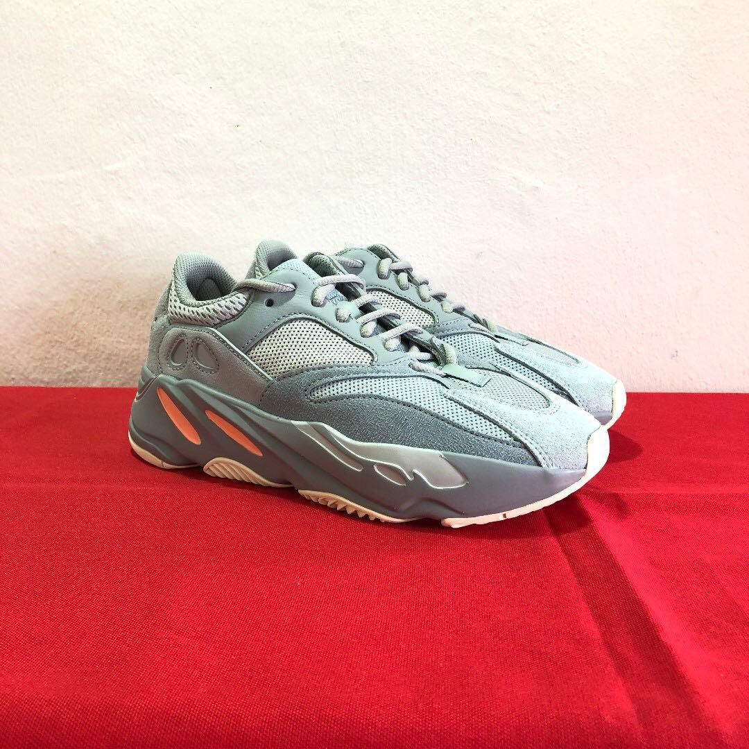 official photos a8969 9e175 RETAIL PRICE] Adidas Yeezy 700 Inertia - UK6 / US6.5 ...
