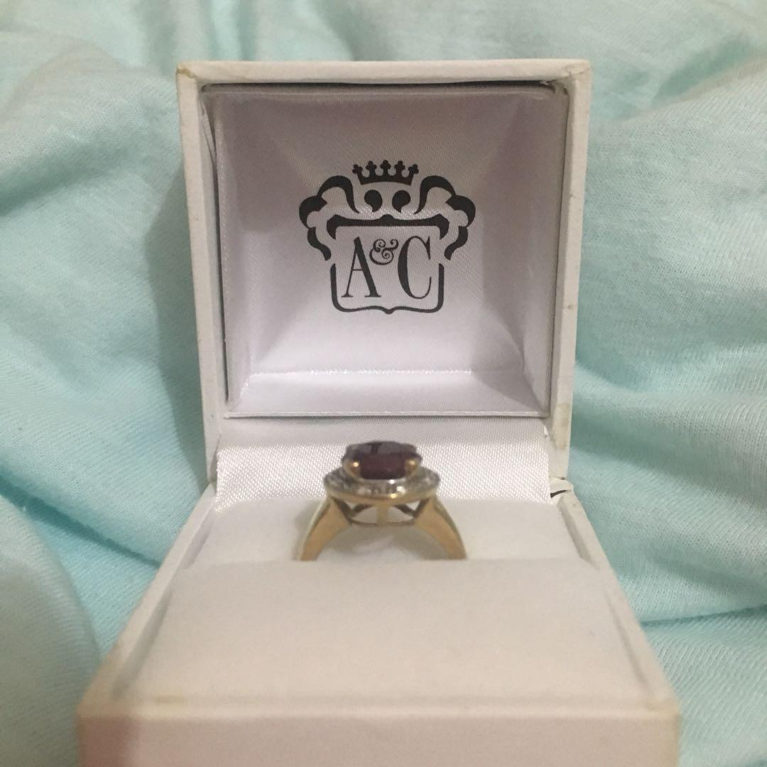 Authentic Angus&Coote Ring