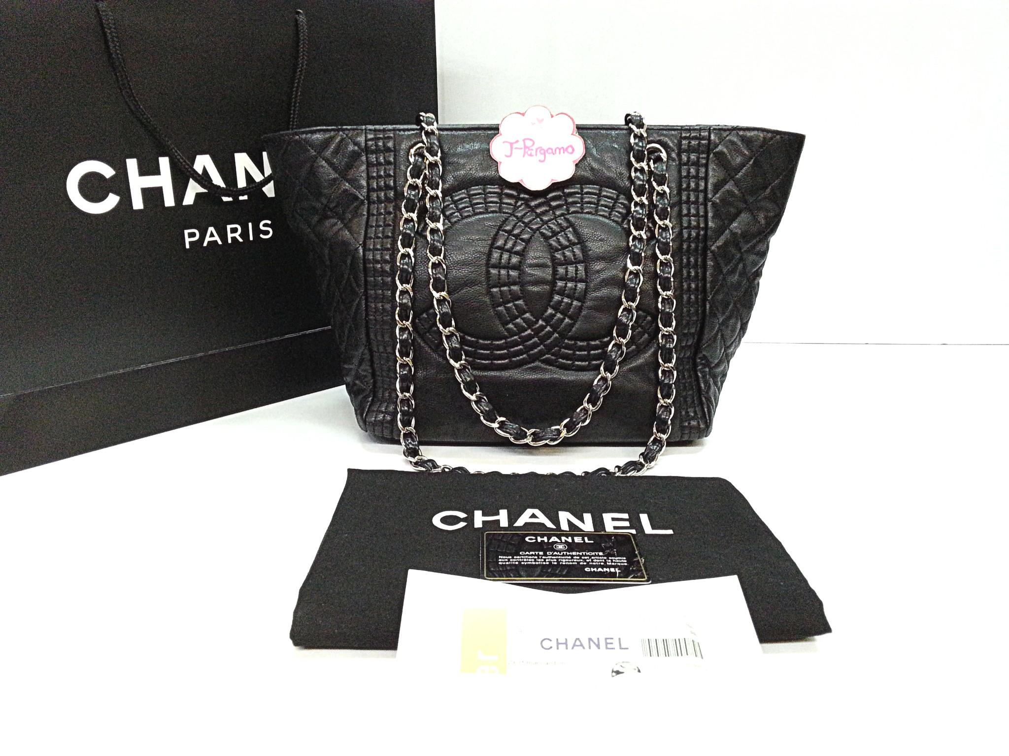 Authentic Chanel Grand Shopping Tote Bag {{Only For Sale}} **No Trade** {{Fixed Price Non-Neg}} **定价**