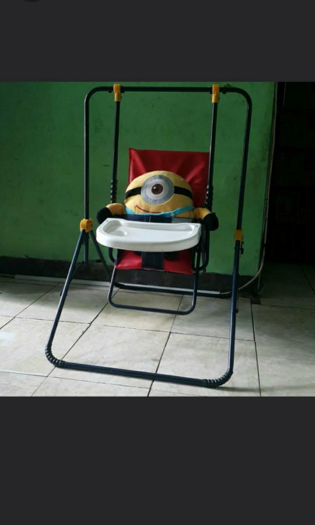 Ayunan baby swing pliko