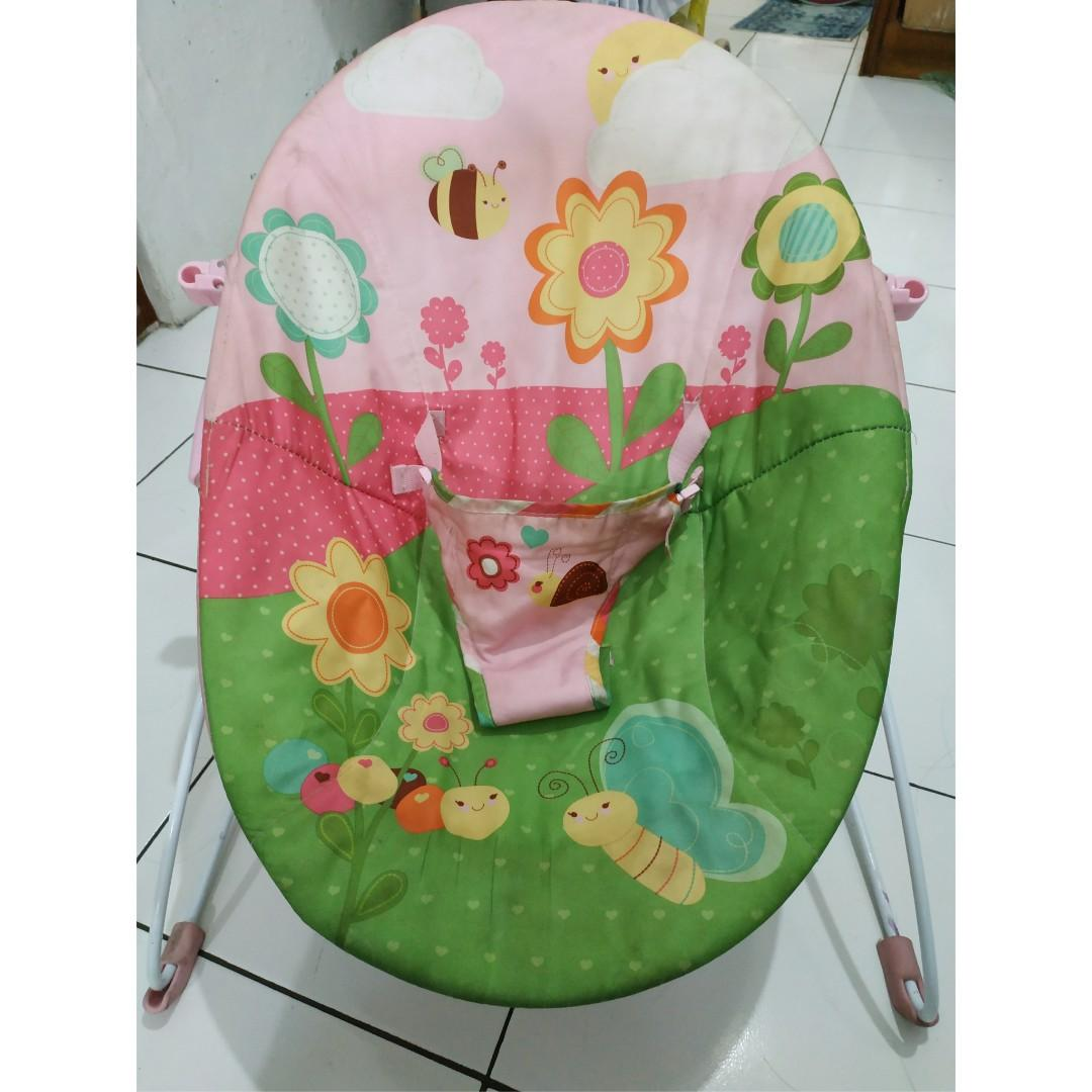 Baby Bright Stars Bouncer Second