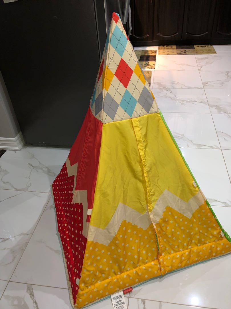 Baby/toddler teepee