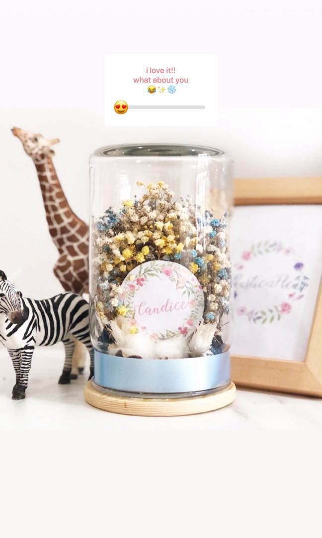 Beauty And The Beast In A Jar Gardening Flowers Bouquets On