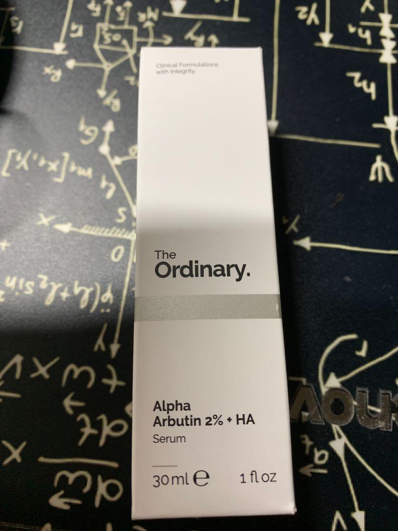 Beauty bay(Alpha Arbutin 2%+HA)