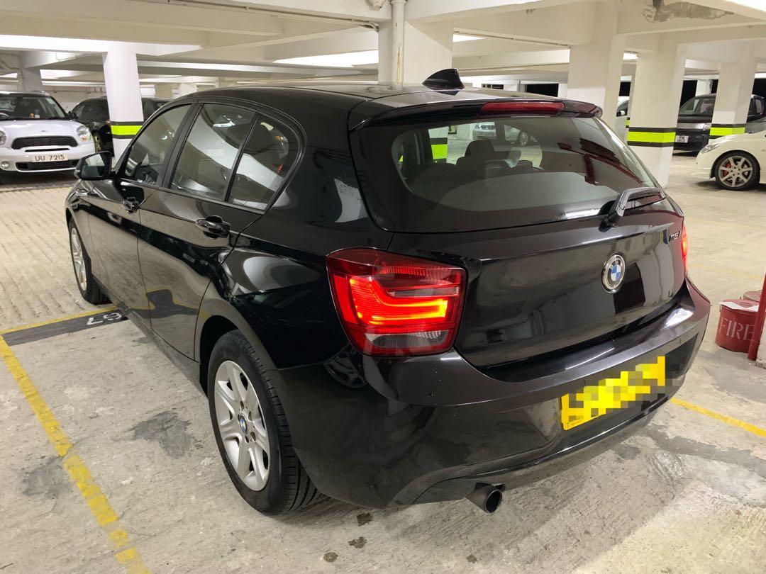 BMW 116I (F20) 2013