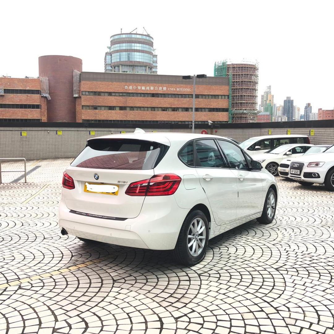 BMW 218I 2015