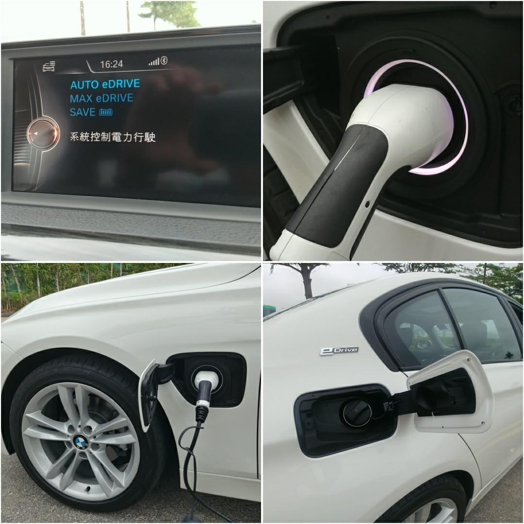 BMW 330e Plugin Hybrid 2016