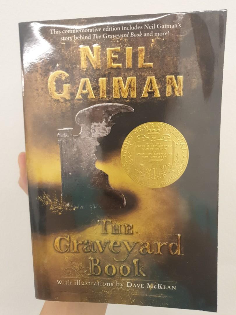 Book: The Graveyard Book