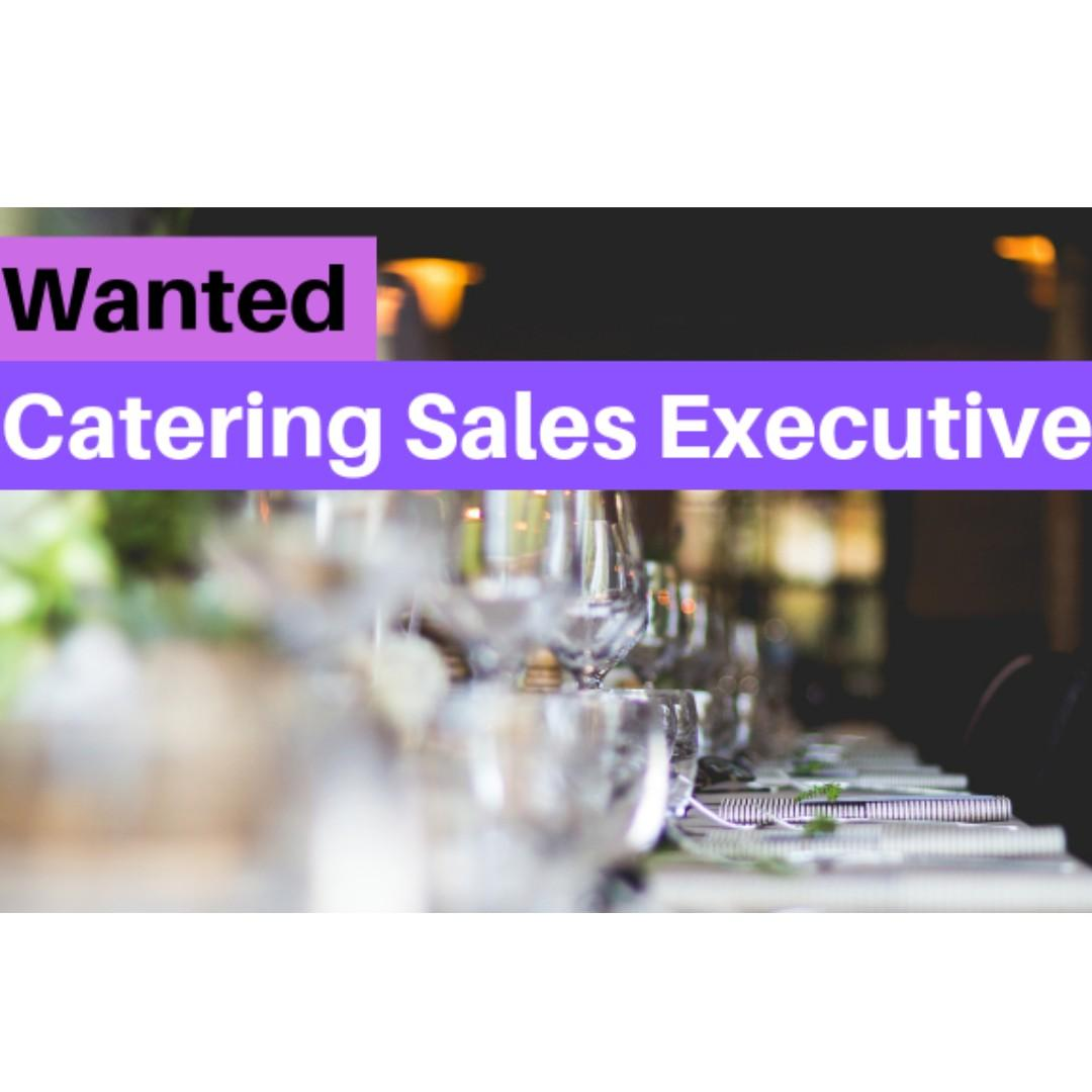 Catering Sales Executive (Hotel and Accommodation Services)