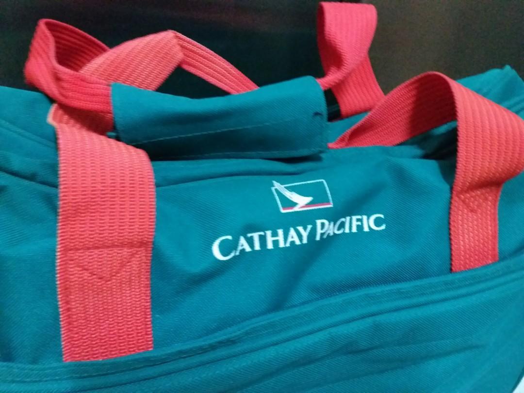Cathay Pacific 國泰航空 旅行袋