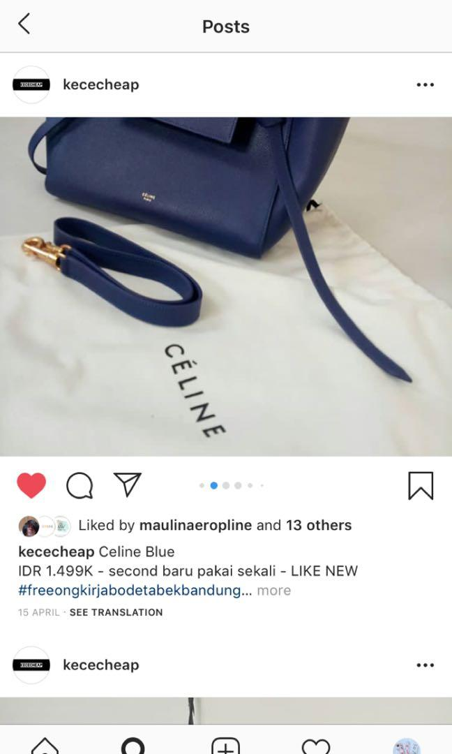 Celine Bag KW Super