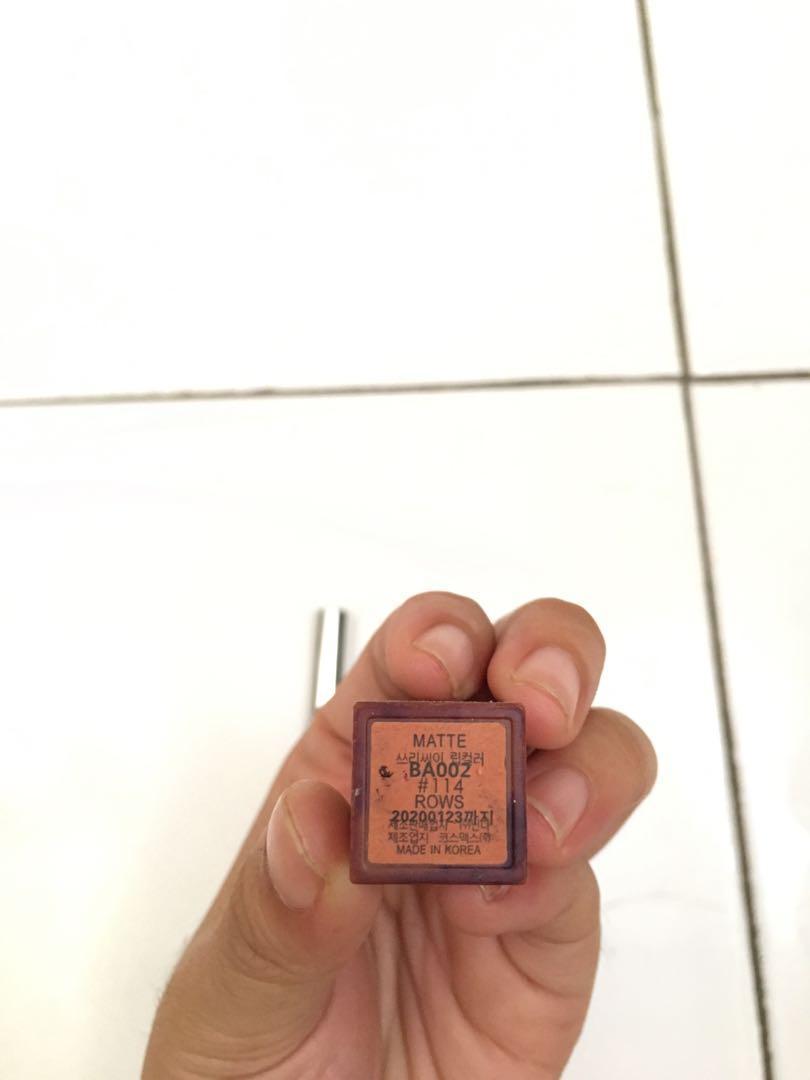 Colour Pop, Kylie, 3CE travel size