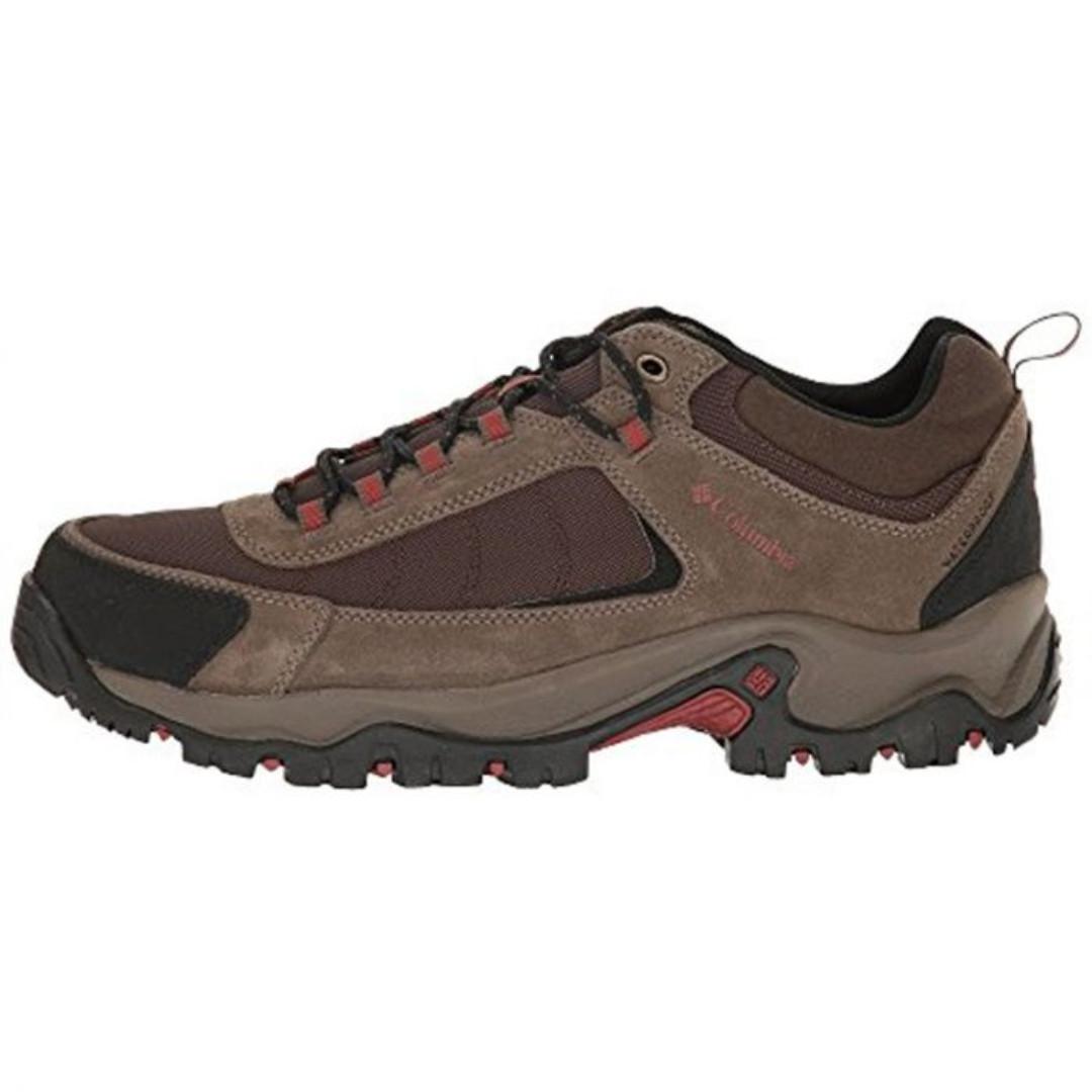 36ec1b4de77 COLUMBIA Men's Granite Ridge Waterproof Hoking Shoes - Cordovan/Rusty Size  US 9