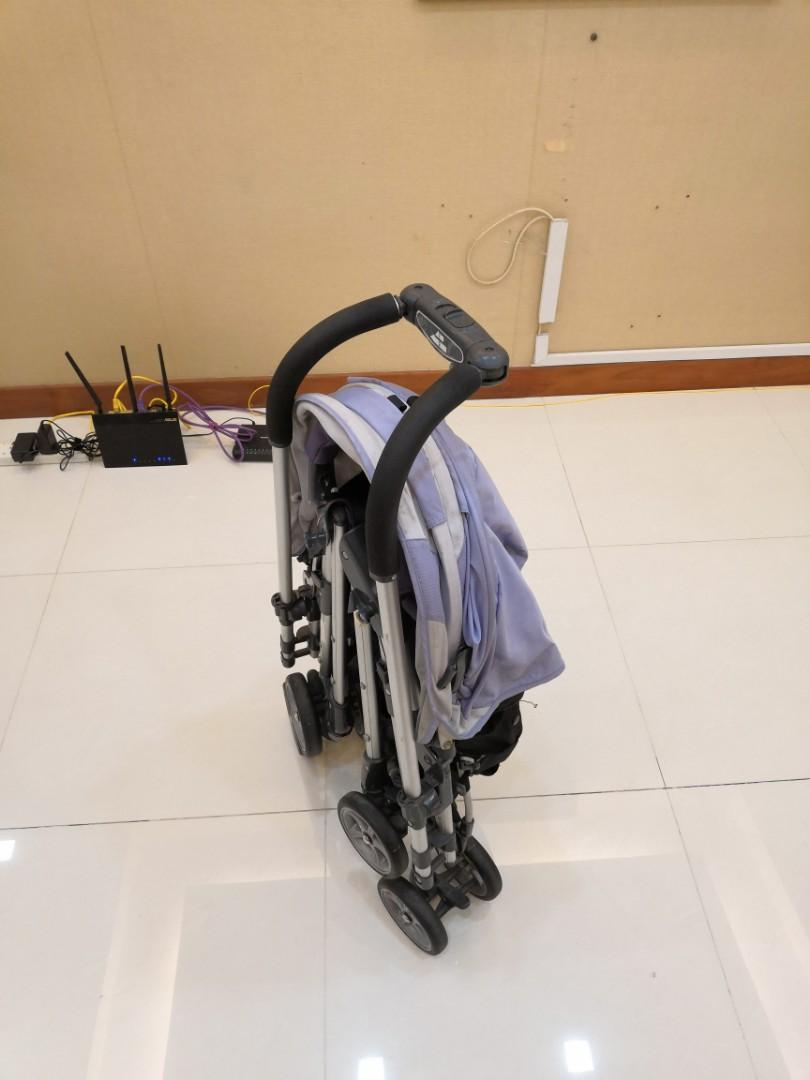 Comby stroller used