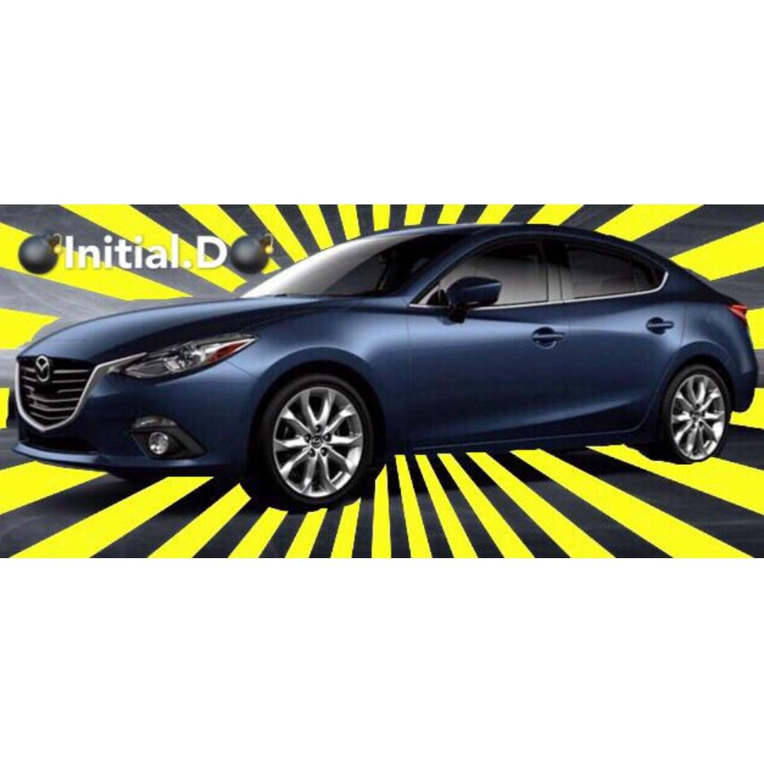 💣Dark Blue Mazda3 Now ready to collection 💣