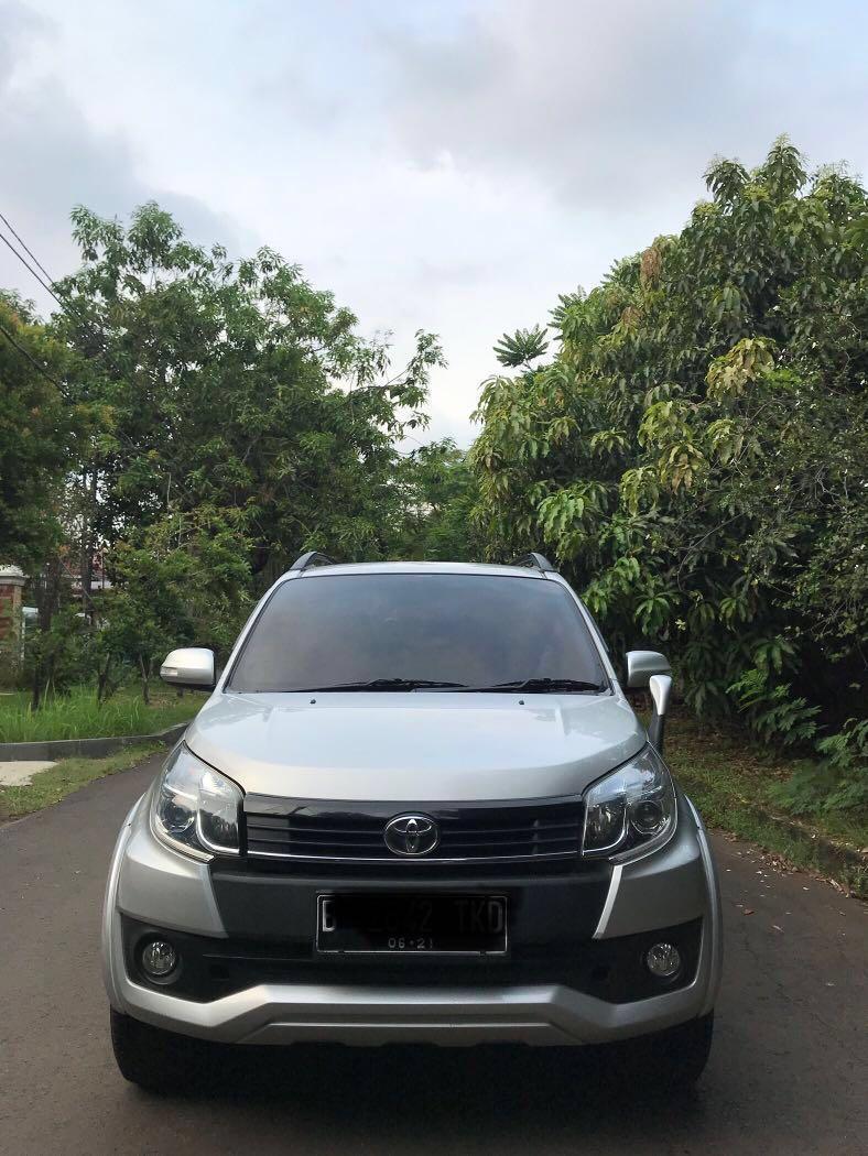 #maugopay Dijual mobil Toyota New Rush Tahun 2016 Mulus Terawat