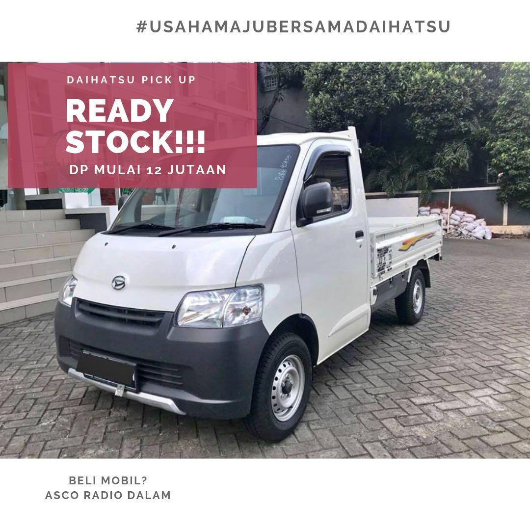 DP Murah Daihatsu Pick Up mulai 12 jutaan