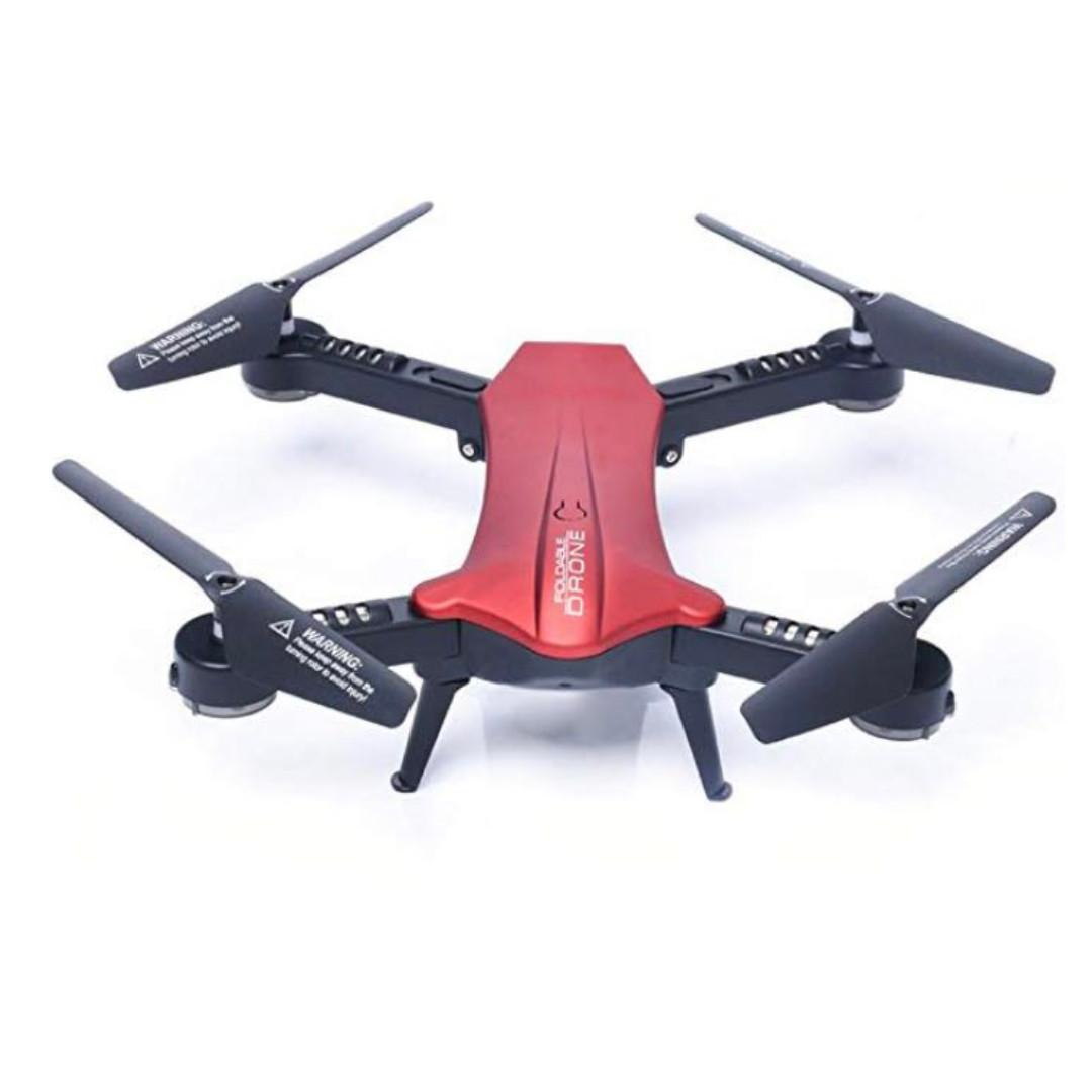 E1744) Life up Foldable RC Drone L6060 RC Helicopter 2 4GH