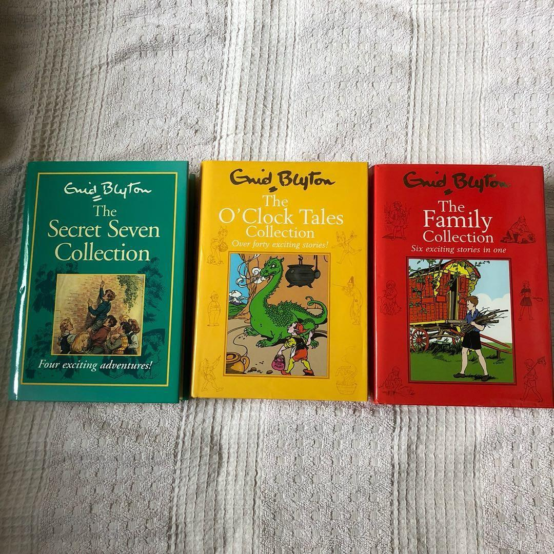 Enid Blyton Books — Collection