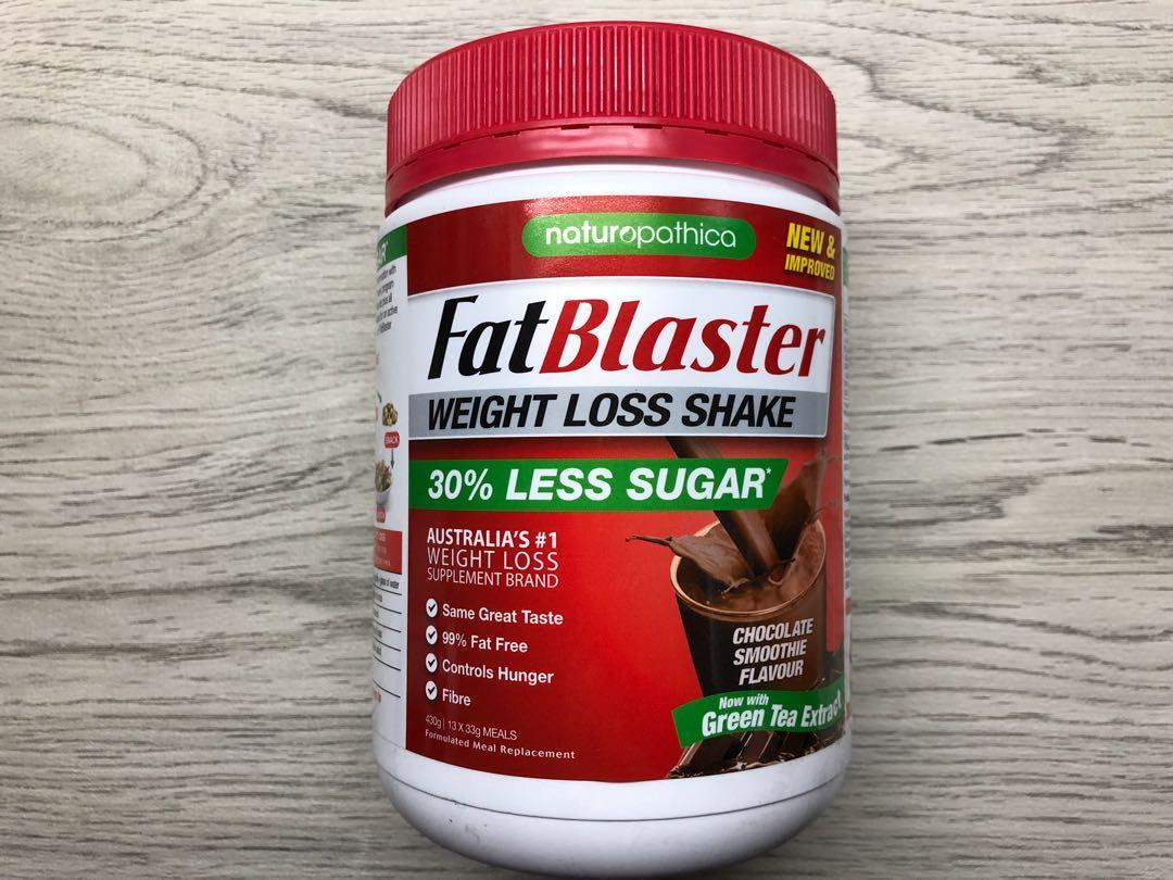 澳洲Fatblaster 減肥奶昔代餐