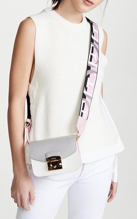 Furla Metropolis Mini Crossbody Bag