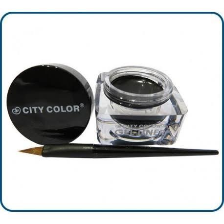 Gel Liner Black CITY COLOR