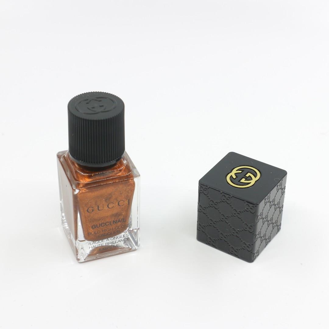 GUCCI - Nail bold high-gloss lacquer (180) [100% New]