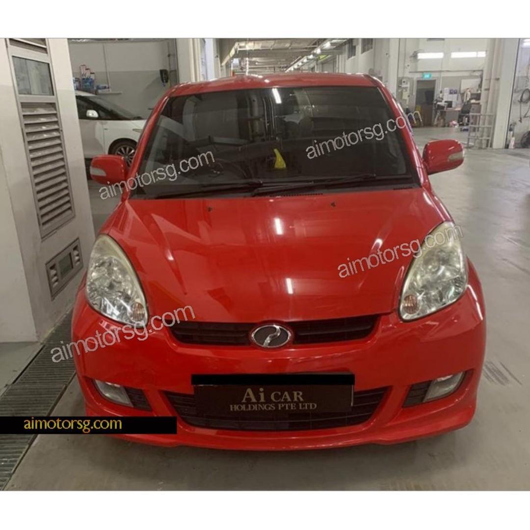 Hatchback for Low Price💲    RENT    Perodua Myvi 1.3 SX Manual