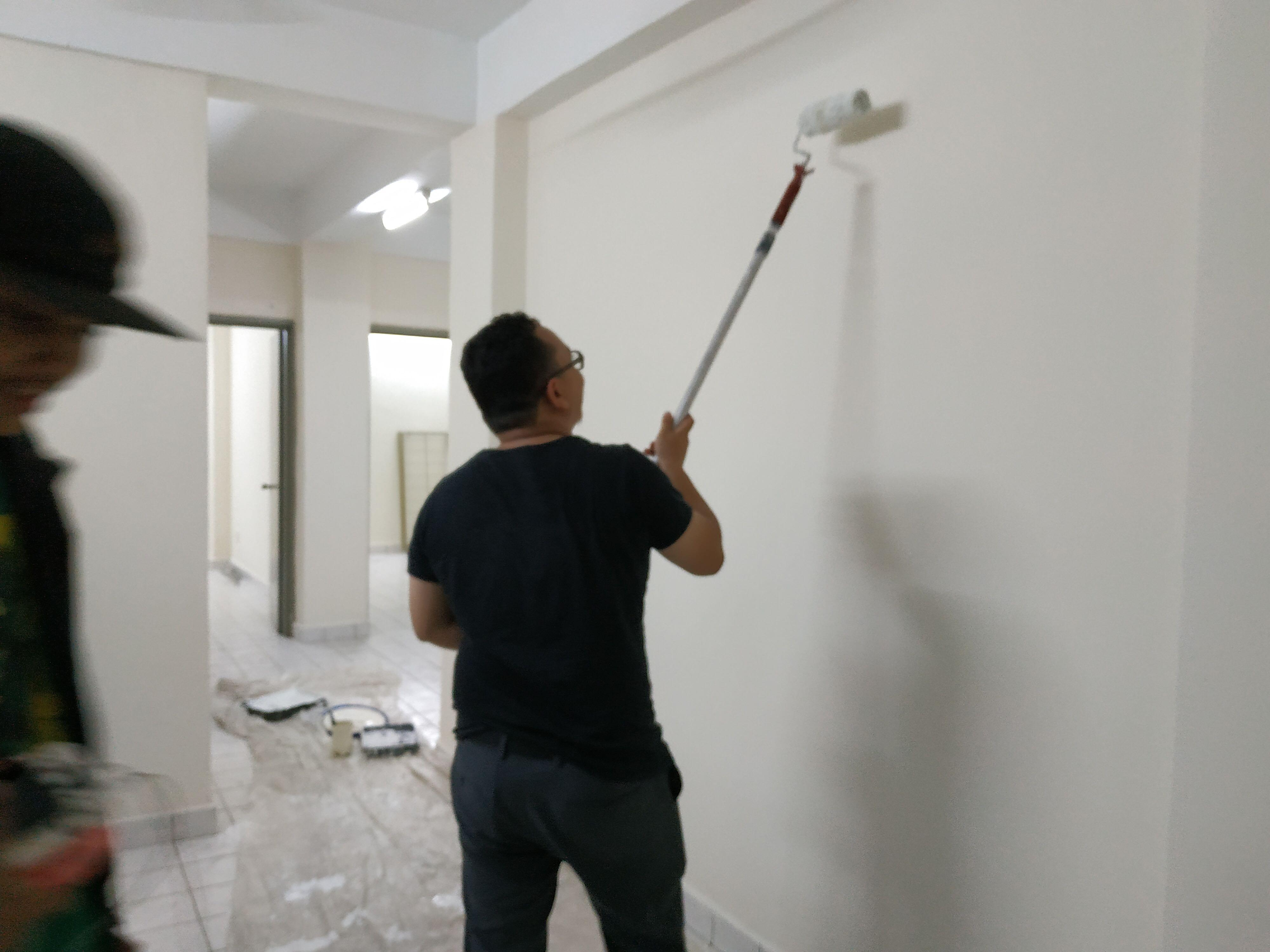 Home Repair Upah Mengecat Kerja Handyman Dinding Partition
