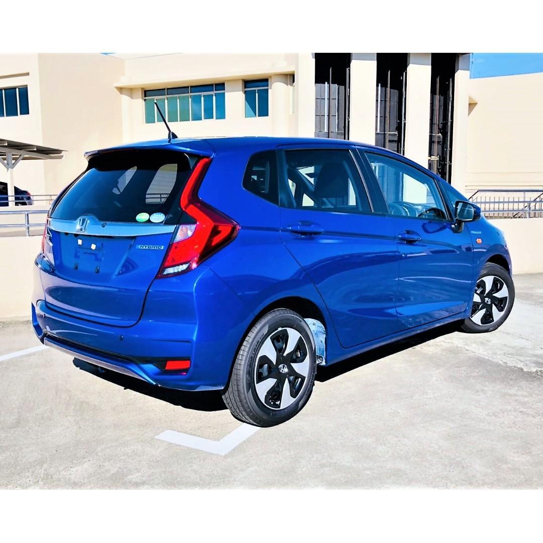 Honda Fit Hybrid [Brand New]