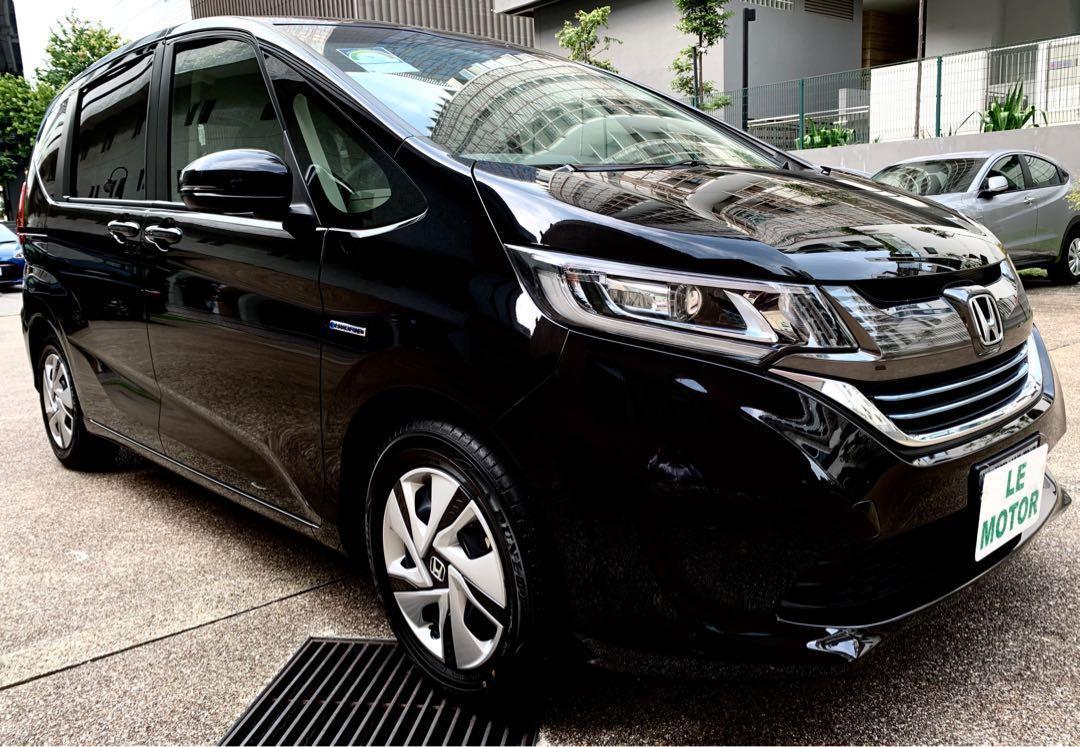 Honda Freed 1.5 Hybrid 1.5 G Sensing Auto