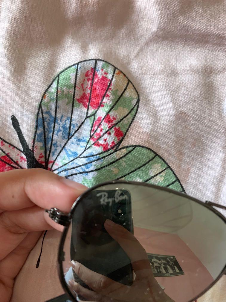 Kacamata Hitam Sunglasses Ray Ban