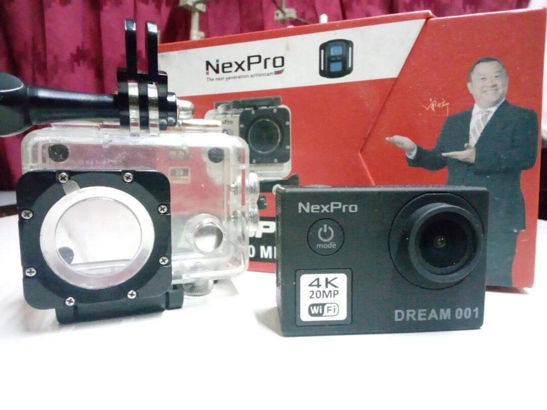 Kamera Action Nextpro