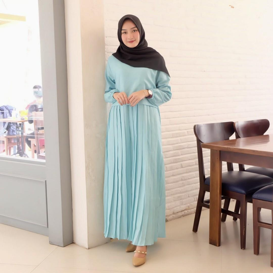 Kira Maxy / gamis / gaun / dress