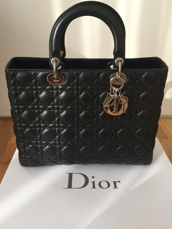 Lady Dior Large