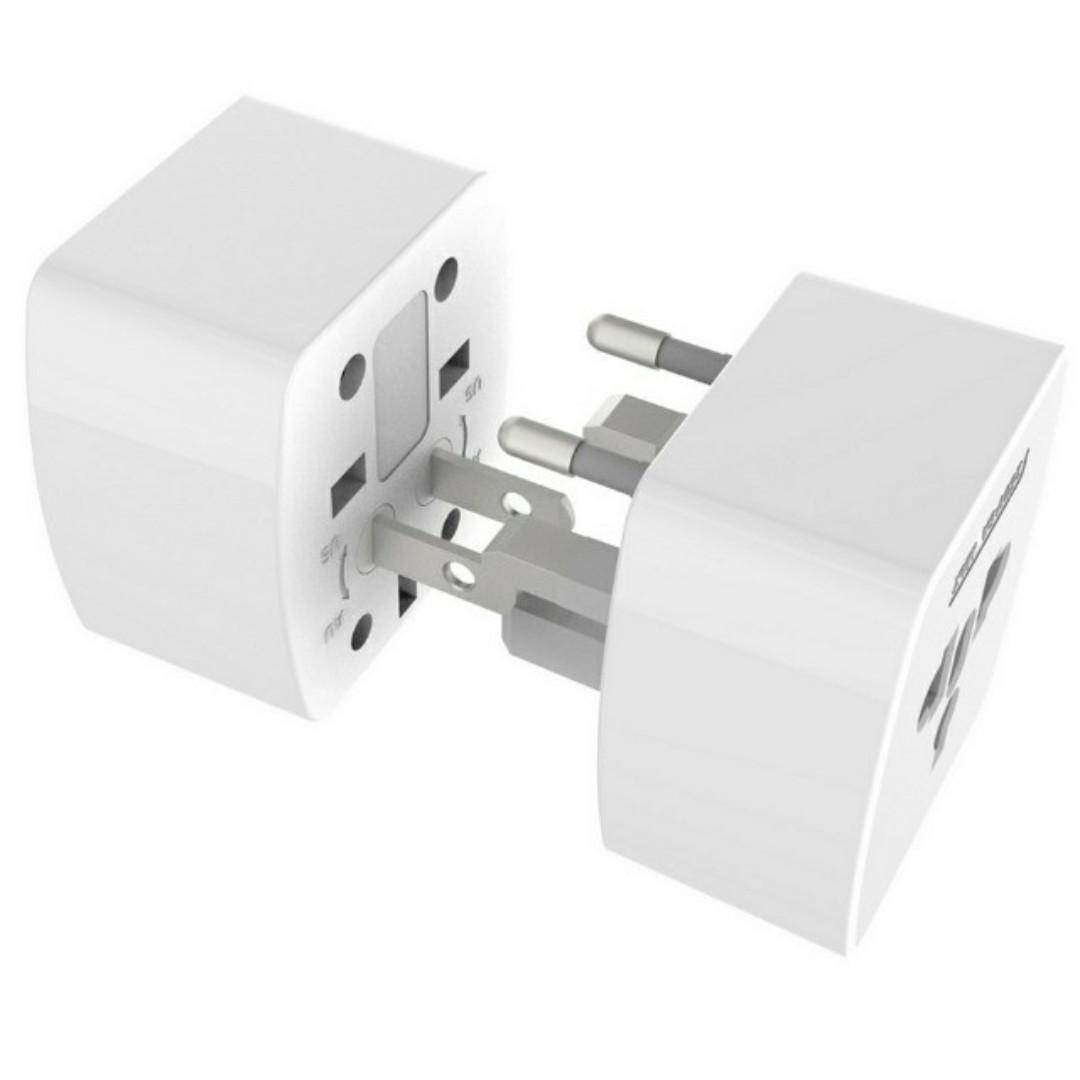 LDNIO Z4 Plug Universal Travel 6A AC Power Socket Adapter Converter Charger EU UK US AU