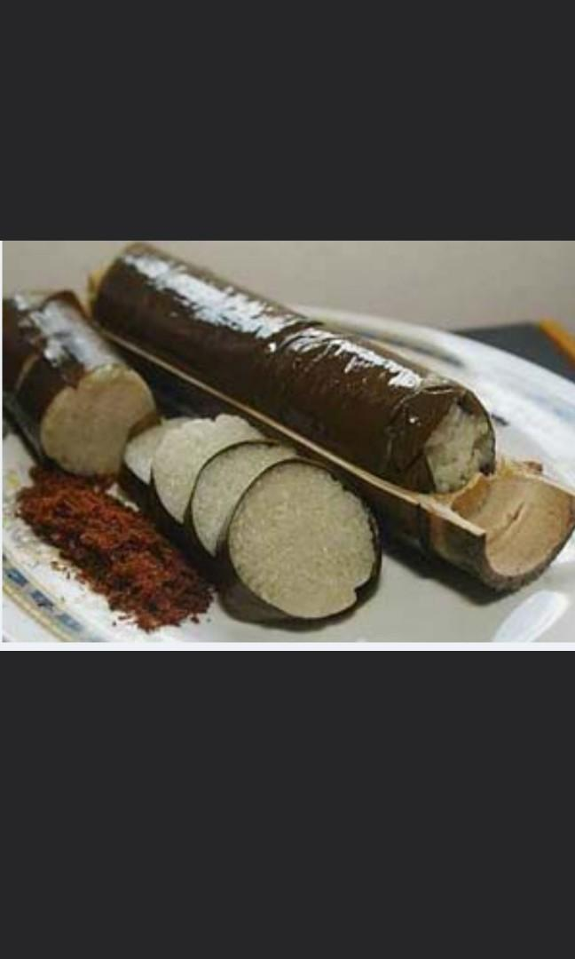 LEMANG POWER IS BACK!!!!! FRESH From traditional kampong in Malaysia!!!