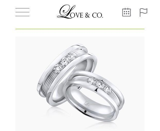 Love & Co Ring