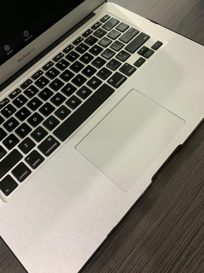 Macbook Air 2017 Garansi Resmi Dual OS Original