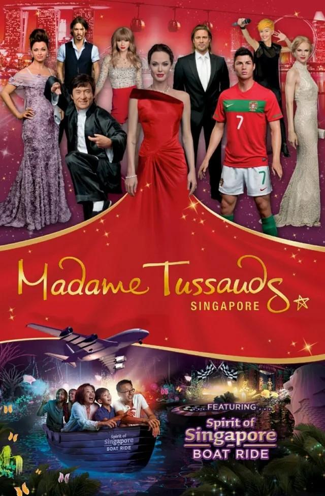 Madame Tussauds 4 in 1