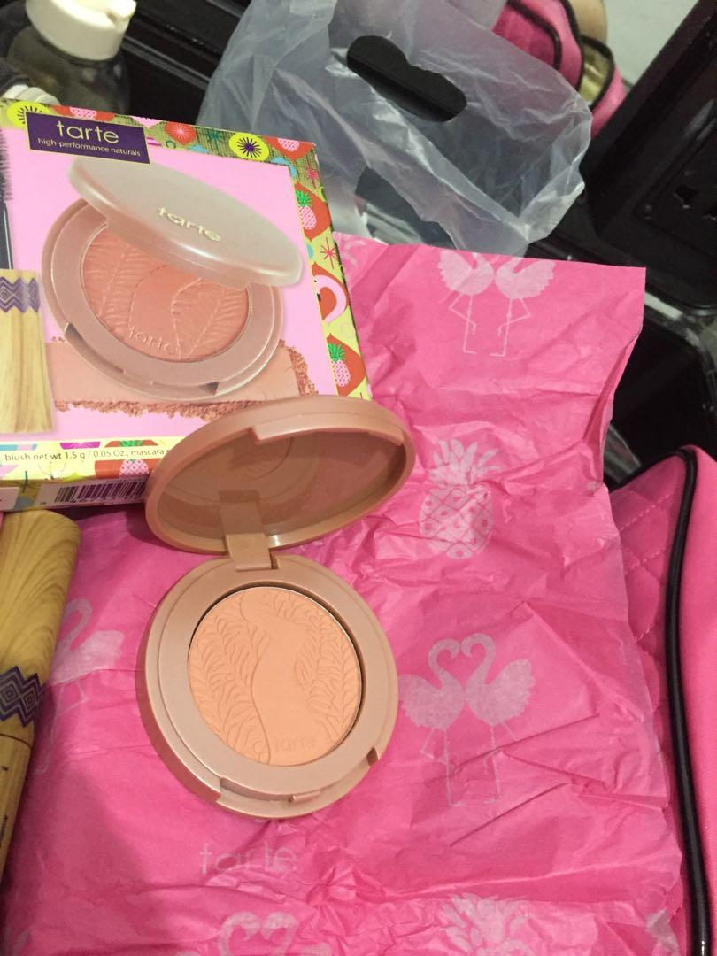 Make Up Set #Tarte
