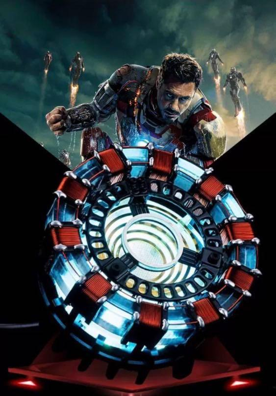 Marvel Ironman MK50 反應爐 🔥