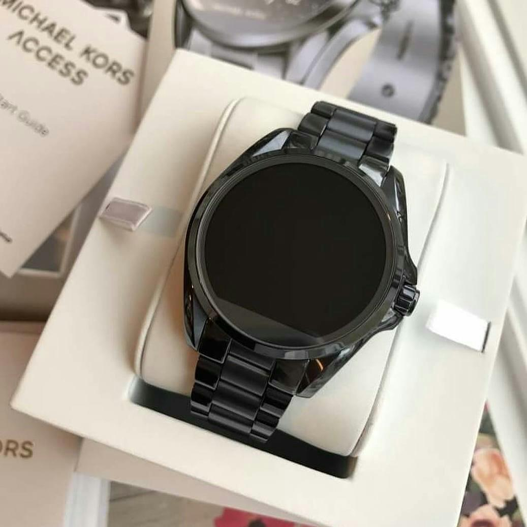 Michael Kors - Access Bradshaw Smartwatch 44.5mm Stainless Steel  MKT5000