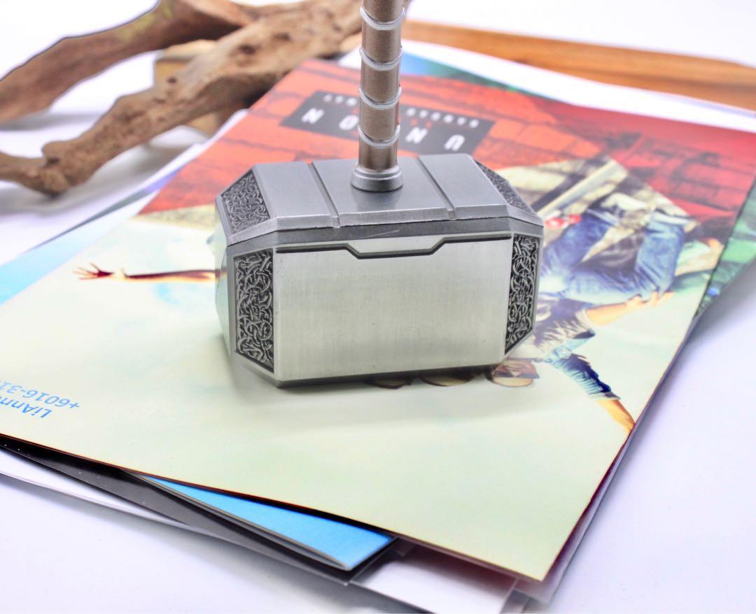 Mjolnir paper weight