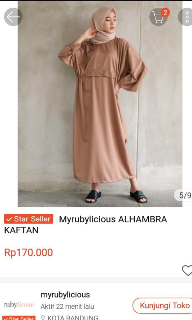 Myrubilicious ALHAMBRA KAFTAN
